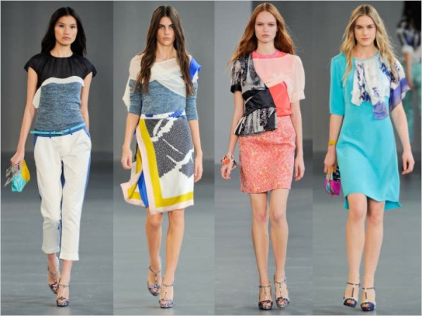 11 S/S 2012 LONDON TOP 5 COLLECTIONS   The Sche Report / Margaret Sche