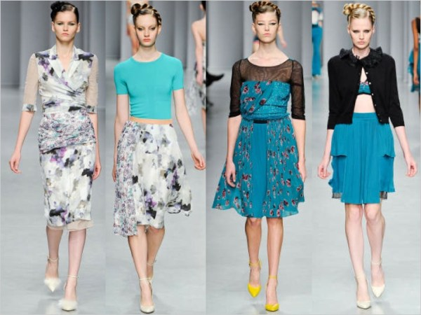 12 S/S 2012 MILAN TOP 5 COLLECTIONS   The Sche Report / Margaret Sche