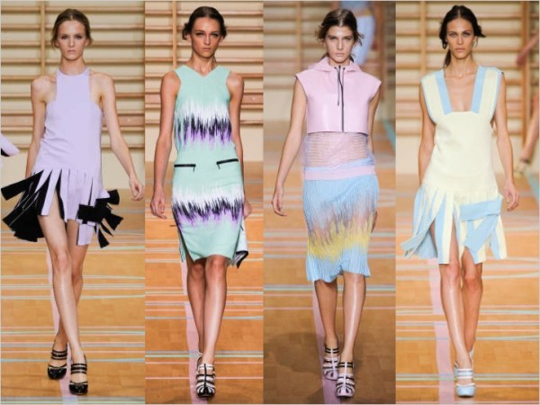 2 2 S/S 2012 MILAN TOP 5 COLLECTIONS   The Sche Report / Margaret Sche