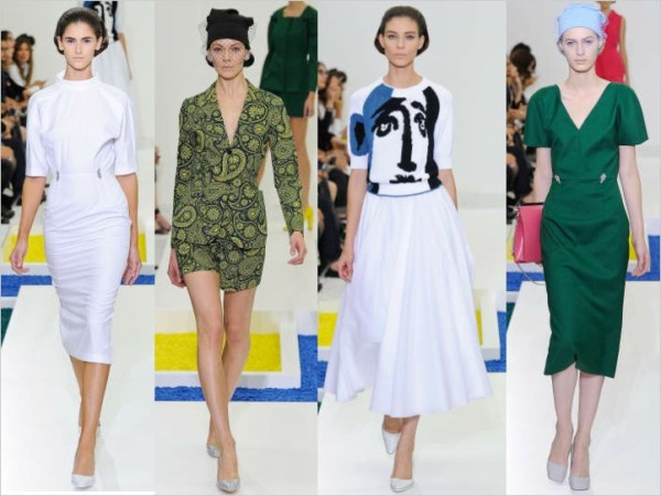 2 4 S/S 2012 MILAN TOP 5 COLLECTIONS   The Sche Report / Margaret Sche