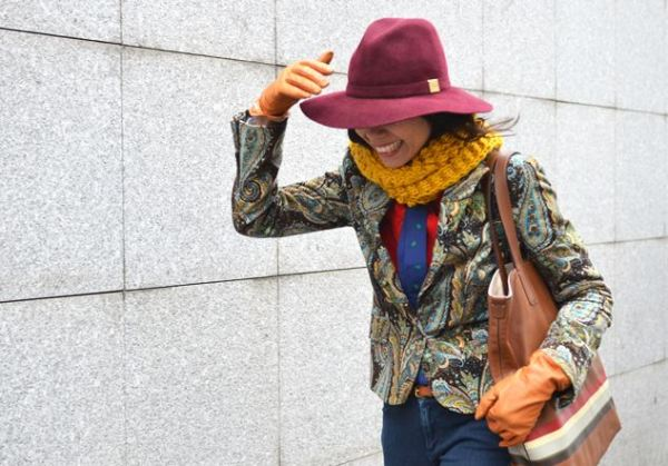 brimmers 3 TREND ALERT: FLOPPY HATS MIXED WITH MENSWEAR STYLE   The Sche Report / Margaret Sche
