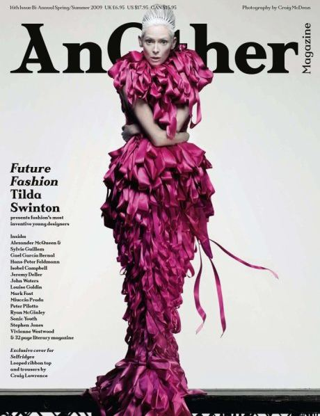 tilda another mag craig lawrence DESIGNER FOCUS:  CRAIG LAWRENCE   The Sche Report / Margaret Sche