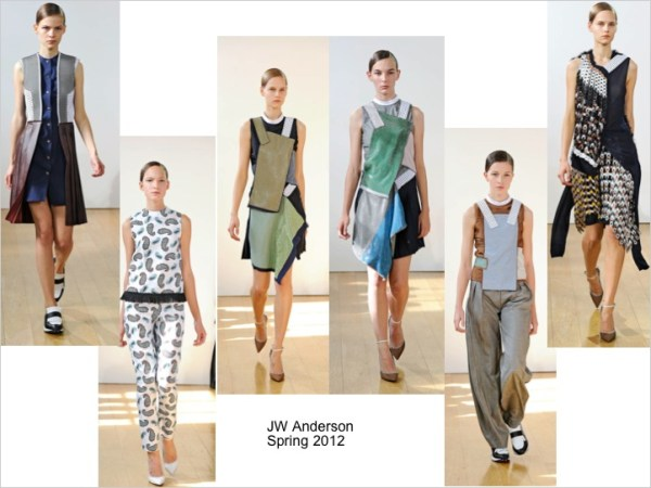 2 ONES TO WATCH:  LONDON F/W 2012   The Sche Report / Margaret Sche