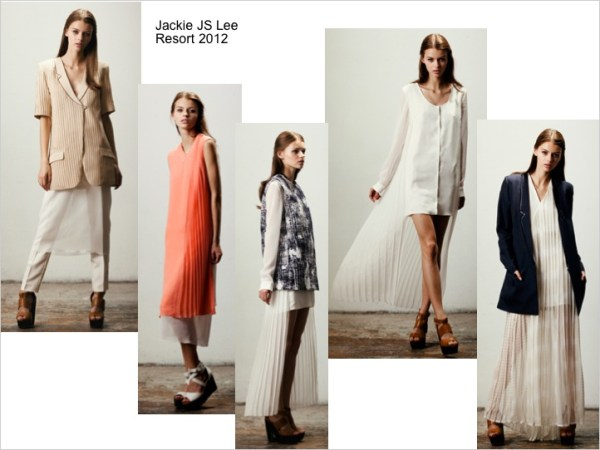 21 ONES TO WATCH:  LONDON F/W 2012   The Sche Report / Margaret Sche