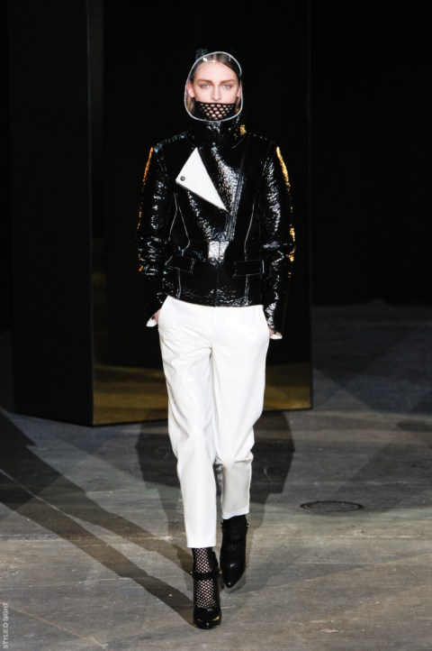 5 alexander wang wng nf12 005 F/W12 NYFW TREND ALERT: WHITE OUT   The Sche Report / Margaret Sche