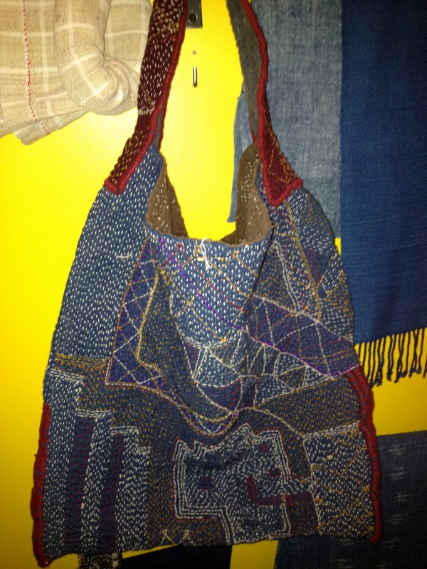 img 4307 SANTA FE FOLK ART FESTIVAL PART 3:  INDIGO/DENIM TRENDS   The Sche Report / Margaret Sche