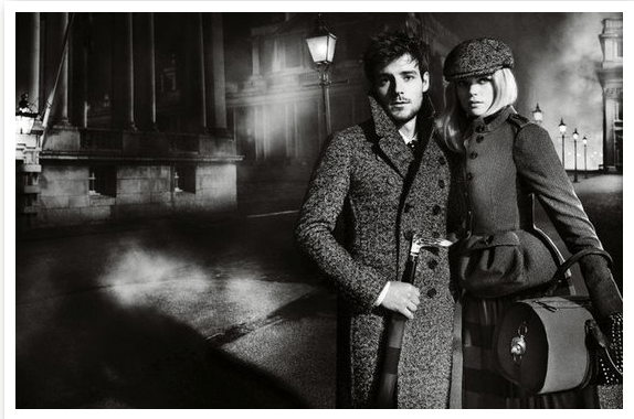 screen shot 2012 08 14 at 3 01 42 pm AD CAMPAIGNS SHOW A B&W PERSPECTIVE FOR FALL 2012   The Sche Report / Margaret Sche