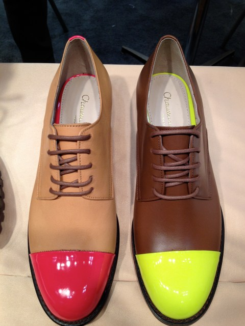 img 5524 A LOOK AHEAD:  SPRING 2013 SHOE TRENDS   The Sche Report / Margaret Sche