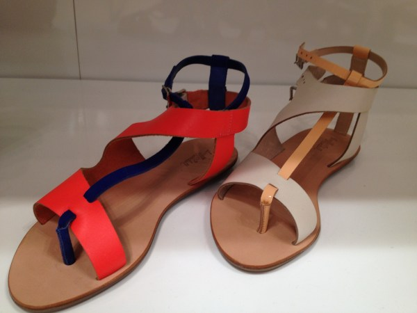 img 5526 A LOOK AHEAD:  SPRING 2013 SHOE TRENDS   The Sche Report / Margaret Sche