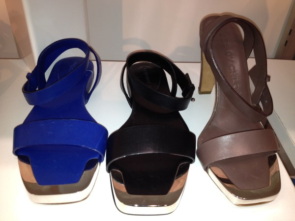 img 5532 A LOOK AHEAD:  SPRING 2013 SHOE TRENDS   The Sche Report / Margaret Sche
