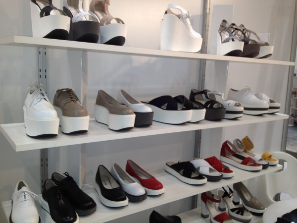 img 5533 A LOOK AHEAD:  SPRING 2013 SHOE TRENDS   The Sche Report / Margaret Sche