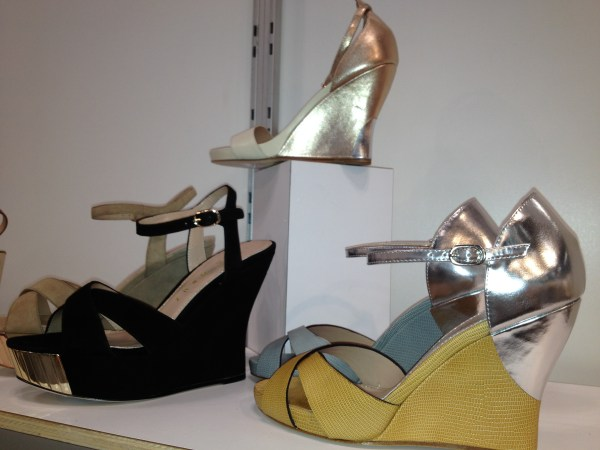 img 5538 A LOOK AHEAD:  SPRING 2013 SHOE TRENDS   The Sche Report / Margaret Sche