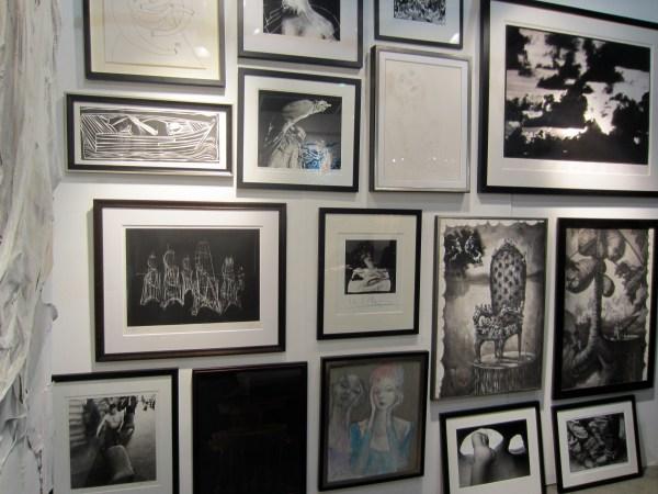 img 1041 MY FAVORITE WORKS:  LA ART SHOW & CONTEMPORARY   The Sche Report / Margaret Sche