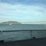 View from The Exploratorium