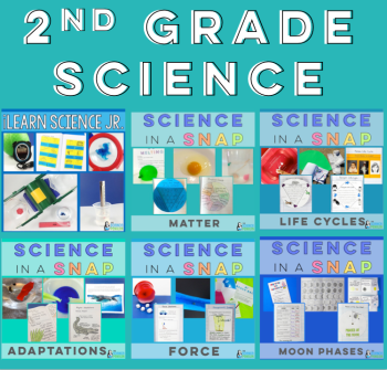 2nd Grade Science Units