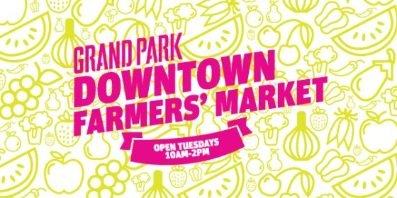 Downtown Farmer's Market @ Grand Park | Los Angeles | California | United States