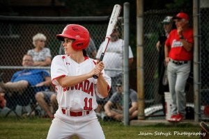 Cornwall's Jenna Flannigan to compete in Women's World Cup of Baseball