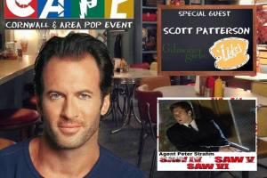 Gilmore Girls actor Scott Patterson to guest at CAPE 2017