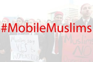 Ahmadiyya Muslim Jama`at travels across Canada in a mobile exhibition to present the true teachings of Islam