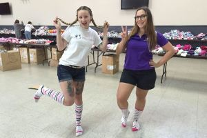 Sock Sale to benefit Big Brothers Big Sisters of Cornwall & District