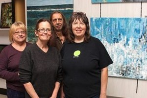 Focus Art Juried Art Exhibition this Month at Cornwall Square