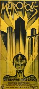 Fritz Laing's Metropolis 1927