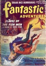 J Allen St John Fantastic Adventures