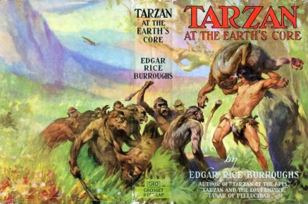 J Allen St John Tarzan earth Core