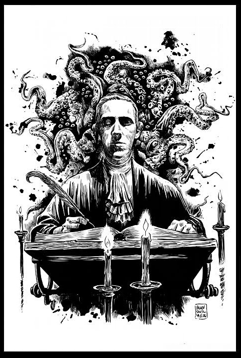 "h p lovecraft and gothic literature Hp lovecraft's ""the thing in brooding and powerfully atmospheric novel is a classic of gothic literature in the most famous gothic horror story."