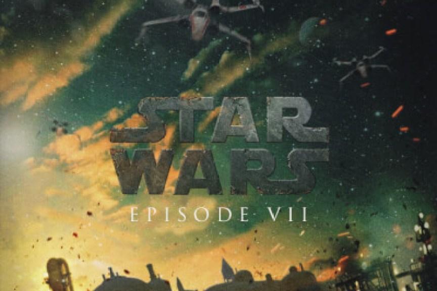These Fantastic Worlds, Jake Jackson, movie posters, movie trailer, Star Wars VII