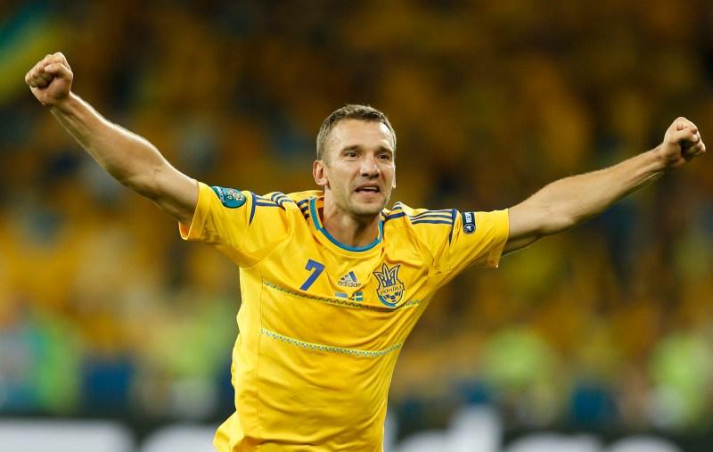 FOOTBALL : Suede vs Ukraine - Euro 2012 - 11/06/2012