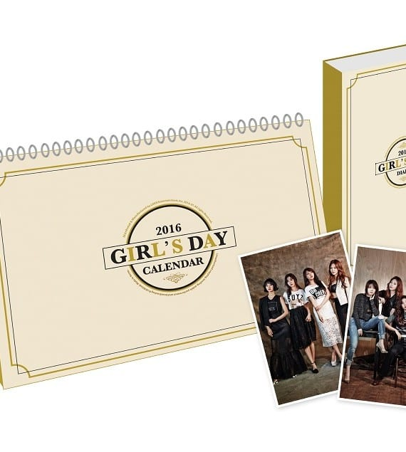 Includes 24P Desk Calendar + Diary + 2 Postcard Release Date : 17 Dec 15
