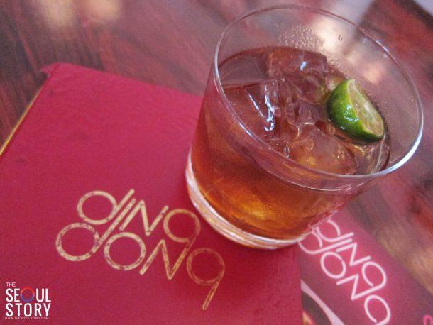 pi pa gao - whisky, aged rum, pei pa kao, calamansi, angostura, peychaud's bitters