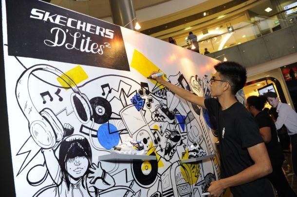band-of-doodlers-image-courtesy-of-skechers-singapore