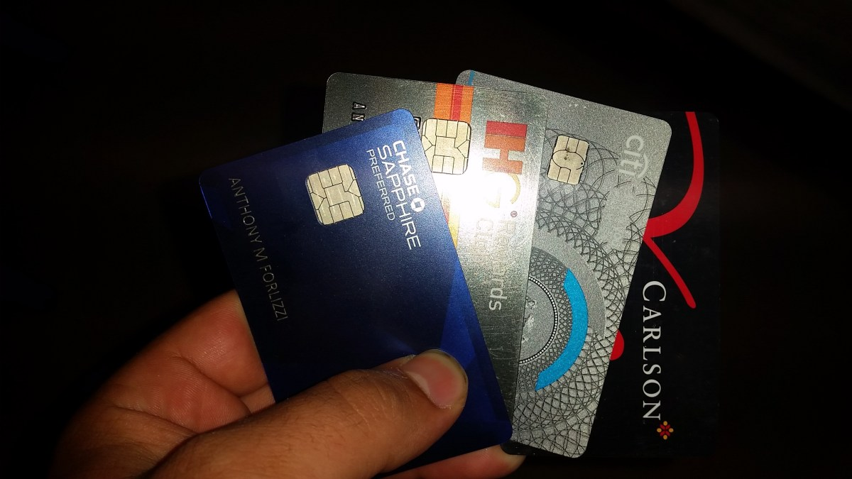 Credit Cards – A Travel Hacker's Best Friend