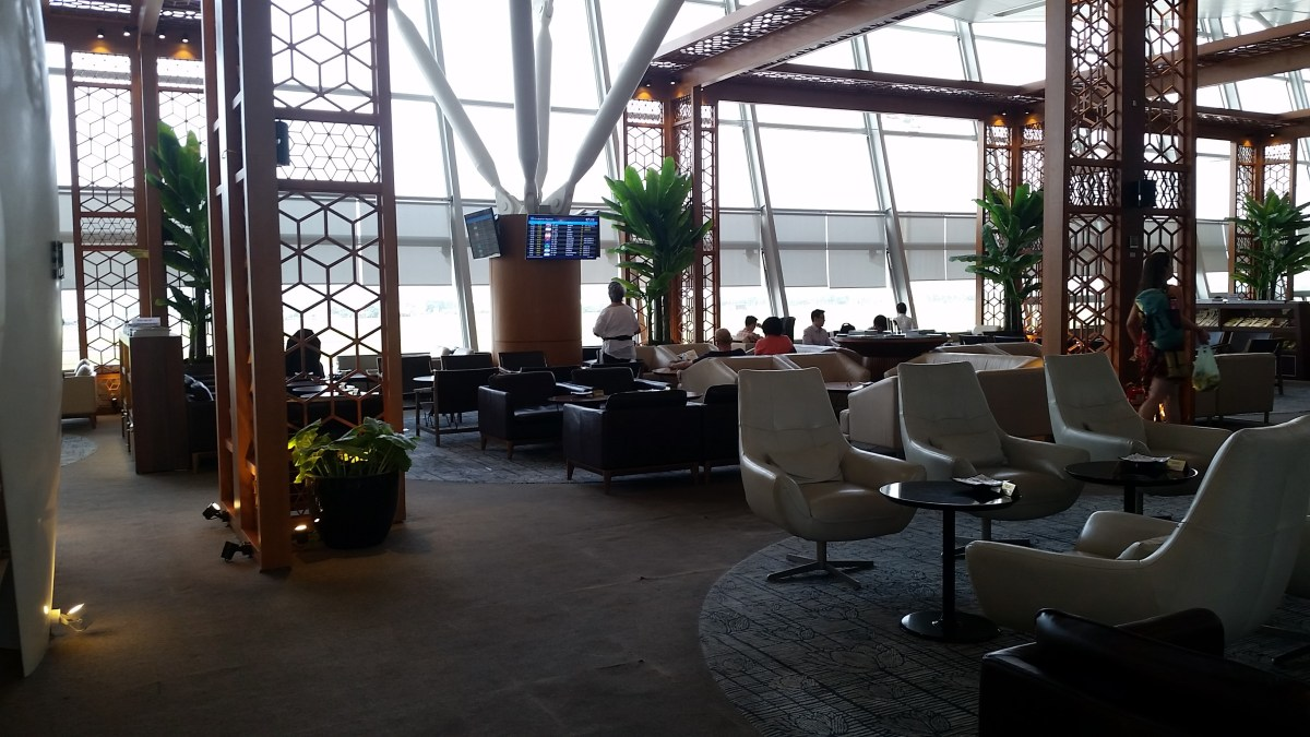 Lounge Review : VN Lounge, Noi Bai Airport Hanoi Vietnam
