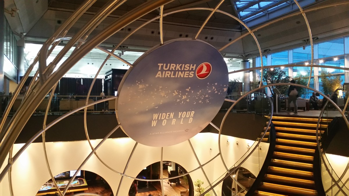 Lounge Review: Turkish Airlines International CIP Lounge