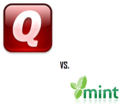 Quicken vs Mint cash flow and budgeting systems