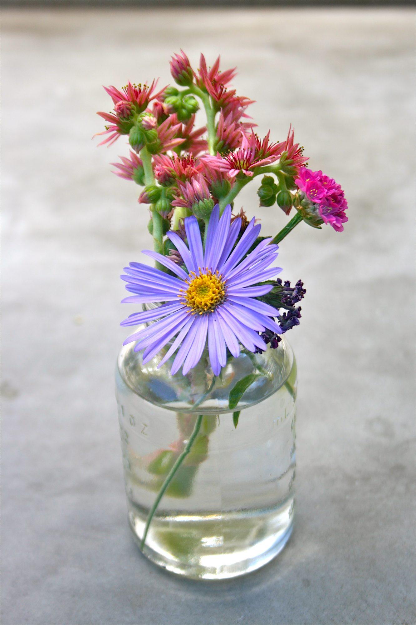 Simple Flower Arrangements Simple Summer Flower Arranging  The Simple Proof