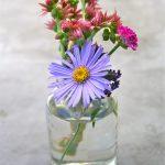 Simple Summer Flower Arranging