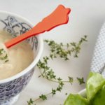 Cauliflower + Leek Soup