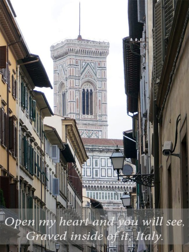 A Bowl Full of Simple:: Florence | A Family Travelogue