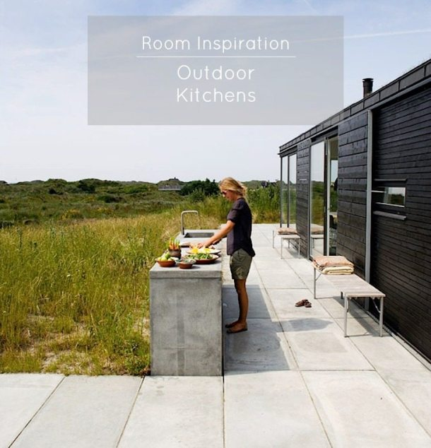 Outdoor Kitchen Title