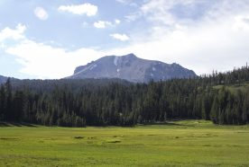 Lake Tahoe to Klamath Falls via Mt. Lassen