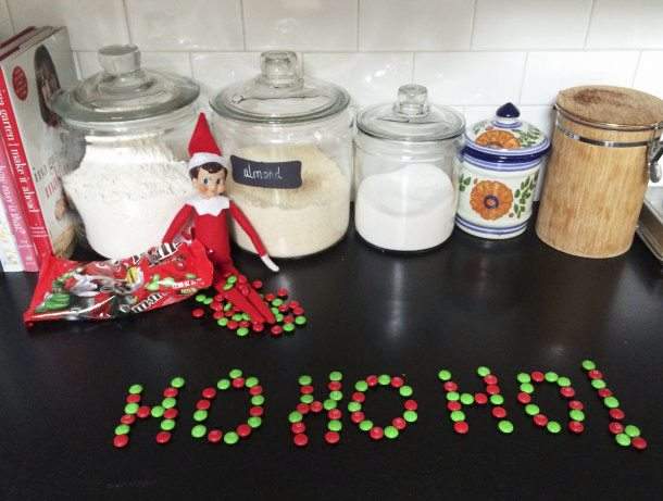 Elf on the Shelf | The Simple Proof Christmas