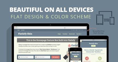 Flatisfy Responsive Design