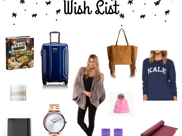 Lauren's Holiday Gift Guide