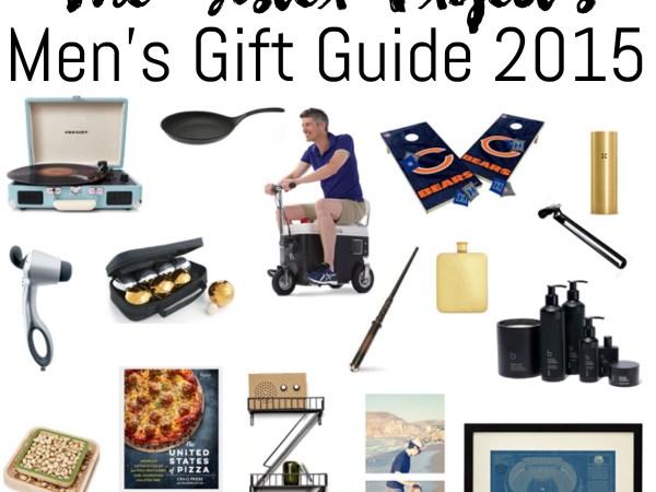 Men's Gift Guide 2015