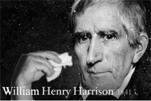 Tell-All Book Trashes William Henry Harrison Administration