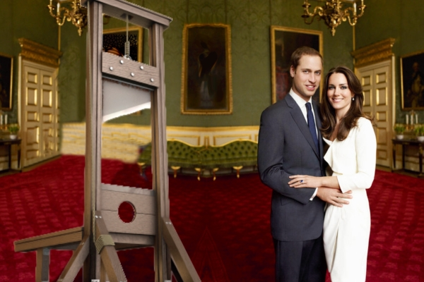 William and Kate Promise to Restore Medieval Values to Monarchy